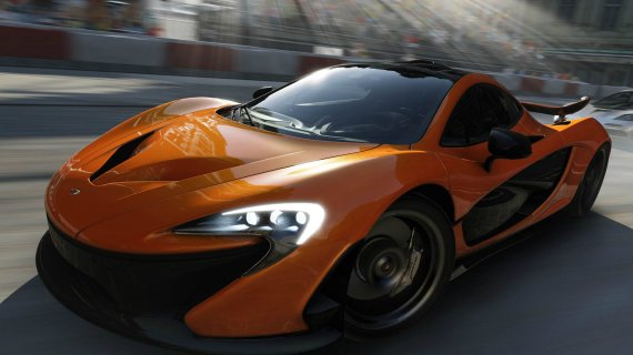 Анонс и трейлер Forza Motorsport 5