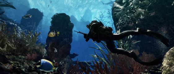 Видео-сравнение движка Call of Duty: Ghosts и Call of Duty: Modern Warfare 3 (Обновлено)