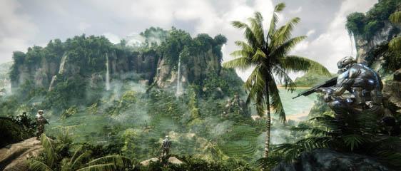 Анонс тропического DLC The Lost Island для Crysis 3 (Обновлено)