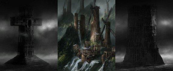 Дата выхода и новые арты Dark Souls 2