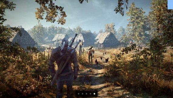 The Witcher 3: Wild Hunt. Новые подробности + скриншоты