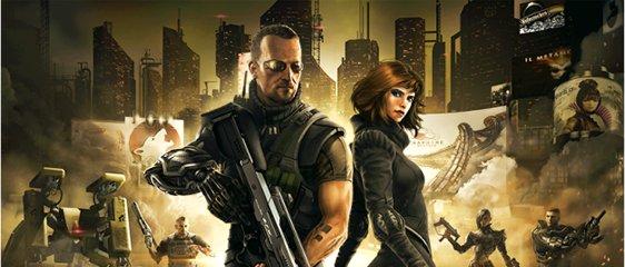 """Создатели Deus Ex: The Fall: """"Это настоящий Deus Ex"""""""
