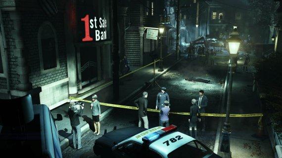 Кадры геймплея Murdered: Soul Suspect (Обновлено: Скриншоты)