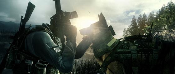 Два геймплейных ролика Call of Duty: Ghosts