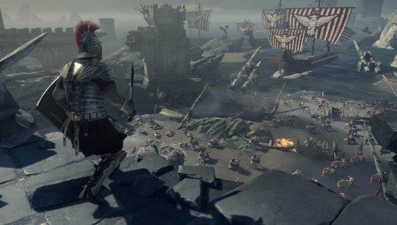 Трейлер и геймплей Ryse: Son of Rome. Эксклюзив Xbox One (Обновлено)