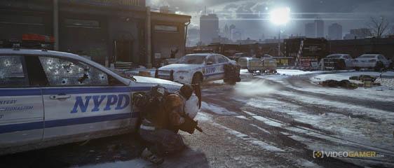 Сюрприз от Ubisoft. Трейлер и геймплей проекта Tom Clancy's The Division