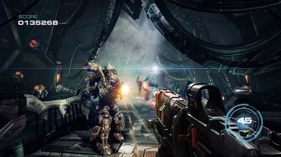 Alien Rage. Первый геймплей. Скриншоты