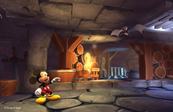 Ремейк Castle of Illusion Starring Mickey Mouse. Трейлер. Скриншоты