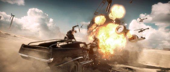 Mad Max. Подробности геймплея
