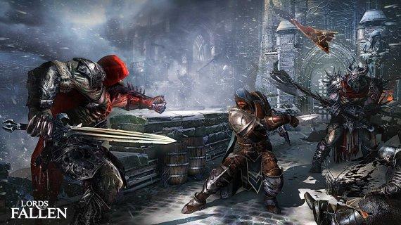 Lords of the Fallen. О главном персонаже. Детали геймплея. Скриншоты