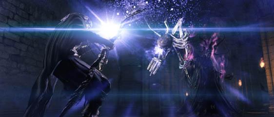 Четыре геймплейных ролика Dark Souls 2