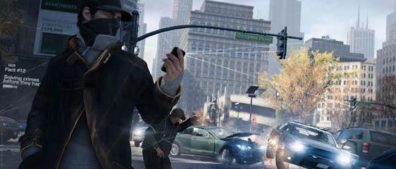 Watch Dogs для Xbox One будет улучшена благодаря облачной технологии