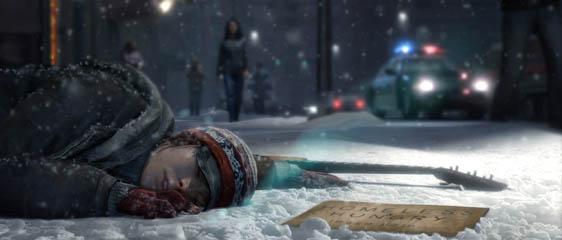 Трейлер издания Beyond: Two Souls Special Edition. Игру можно пройти на мобильном устройстве