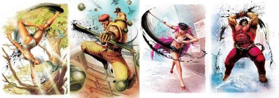 Анонсировано ещё одно переиздание Street Fighter 4. Трейлер