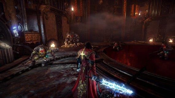 Castlevania: Lords of Shadow 2 - Новые снимки экрана