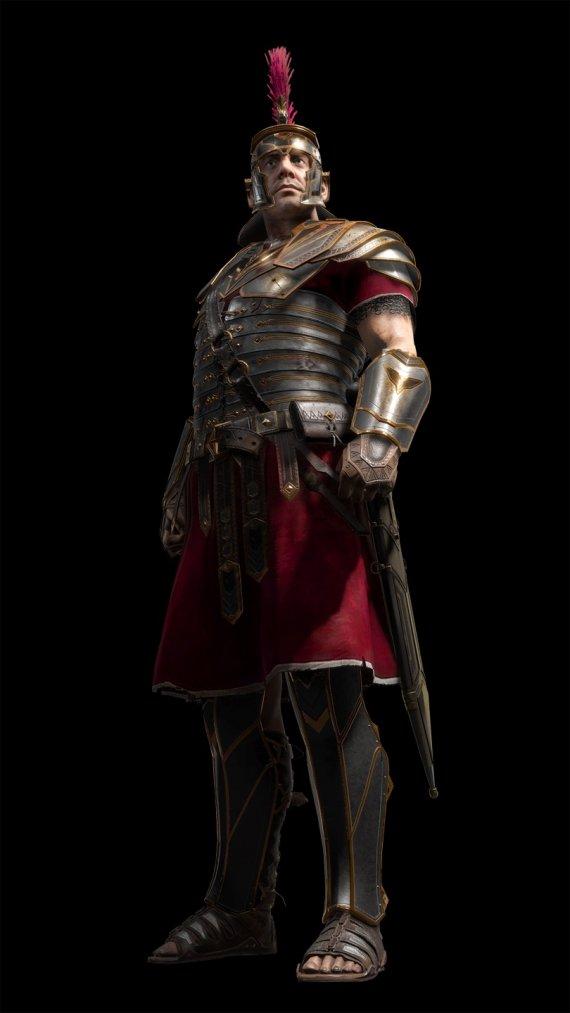 Новые изображения Ryse: Son of Rome и описание главного героя
