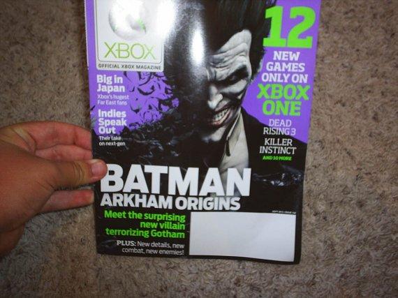 Batman: Arkham Origins. Замечен Безумный Шляпник