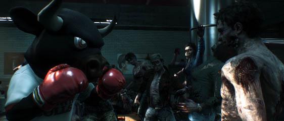 Новые скриншоты Dead Rising 3