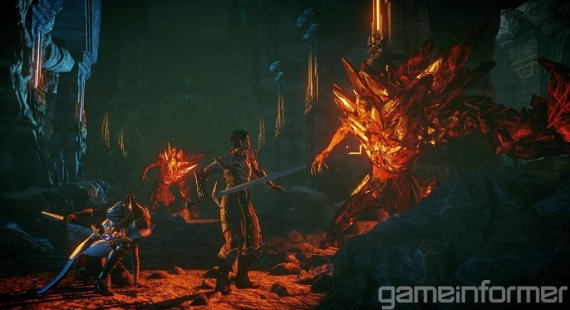 Скриншоты Dragon Age: Inquisition
