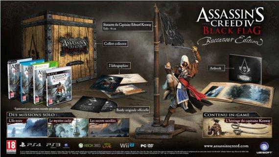 Assassin's Creed 4 - Трейлер издания Buccaneer Edition