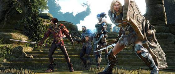 Анонс, трейлер и скриншоты Fable Legends. Эксклюзив Xbox One