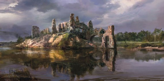 Новые арты и скриншоты The Witcher 3: Wild Hunt