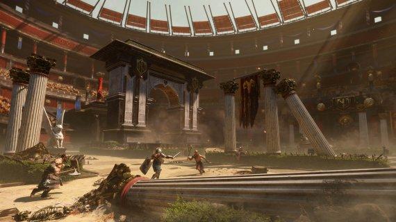 Скриншоты мультиплеера Ryse: Son of Rome (Обновлено: Видео)