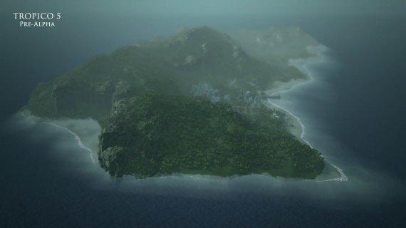 Дебютные скриншоты Tropico 5
