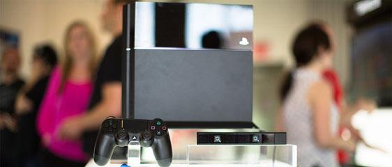 Список и цена стартовых проектов PS4 для Европы