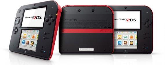 Nintendo анонсировала консоль Nintendo 2DS. Трейлер