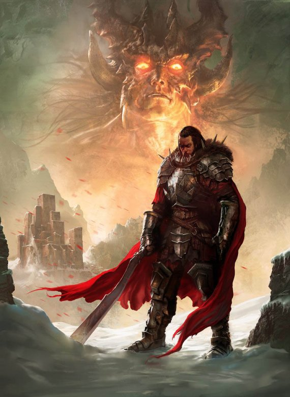 Ролевой экшен Bound by Flame анонсирован для PS4. Скриншоты