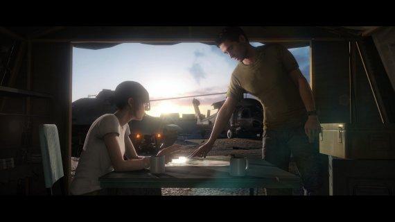 Новые скриншоты Beyond: Two Souls