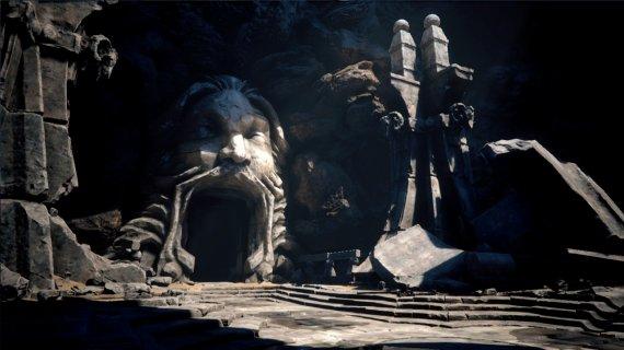 Скриншоты проекта Deep Down