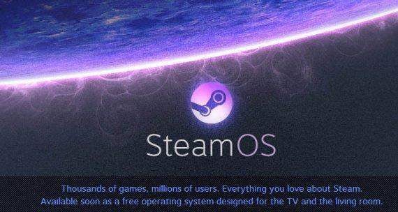 Компания Valve анонсировала операционную систему SteamOS