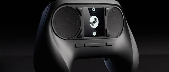 Третий анонс Valve - Steam Controller