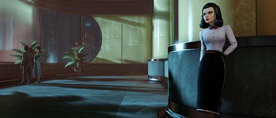 Видео BioShock Infinite: Burial at Sea - Моменты геймплея