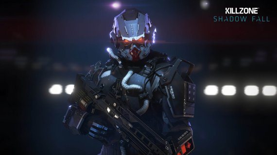 Killzone: Shadow Fall - Скриншоты пехоты хелгастов