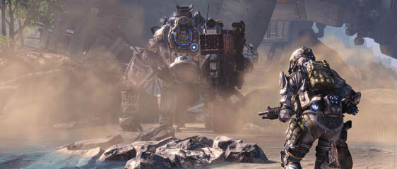 Несколько новых геймплейных роликов Titanfall