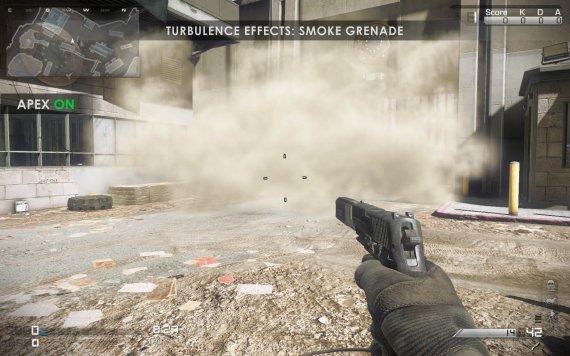Технологии APEX Turbulence и Dynamic Fur добавлены в Call of Duty: Ghosts. Видео