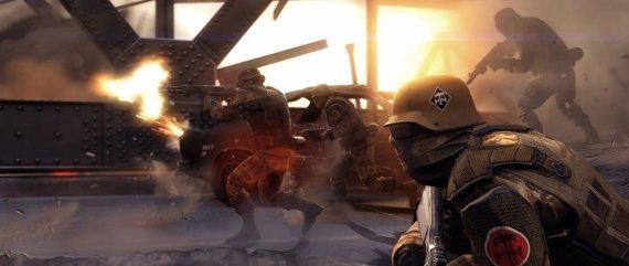 Четыре новых скриншота Wolfenstein: The New Order