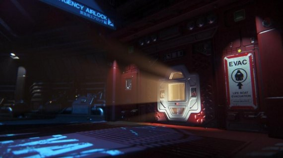 Слух: Первые скриншоты проекта Alien: Isolation