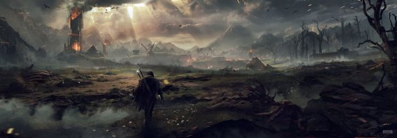 Скриншоты и арты Middle Earth: Shadows of Mordor