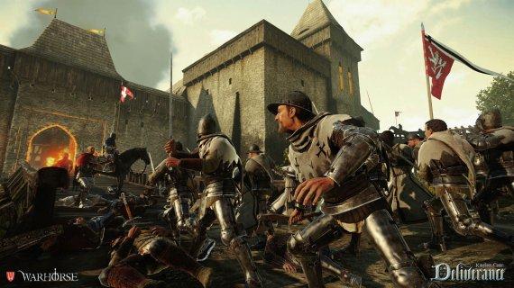 Тизер и скриншоты ролевой игры Kingdom Come: Deliverance