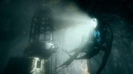 Новая подборка скриншотов Deep Down
