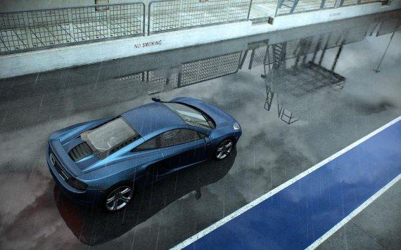 Новые зрелищные скриншоты Project Cars