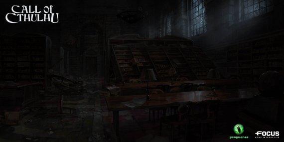 Проект Call of Cthulhu создаётся для новых консолей и PC. Арты