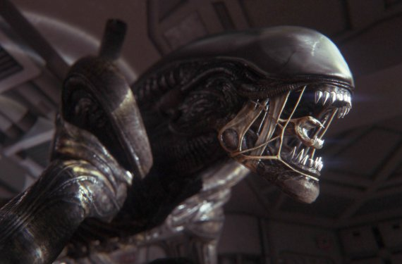 Несколько новых скриншотов Alien: Isolation