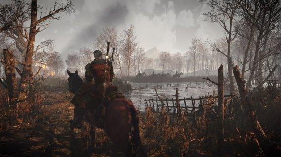 Три новых скриншота The Witcher 3: Wild Hunt (Обновлено)