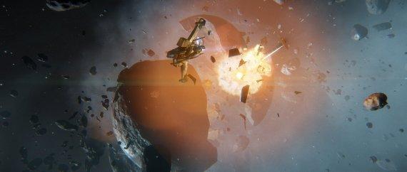 Подборка скриншотов Star Citizen