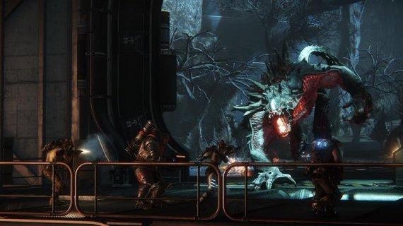 Evolve - Новый геймплей и скриншоты